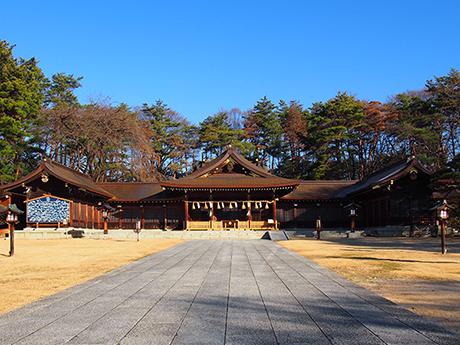 長野縣護国神社