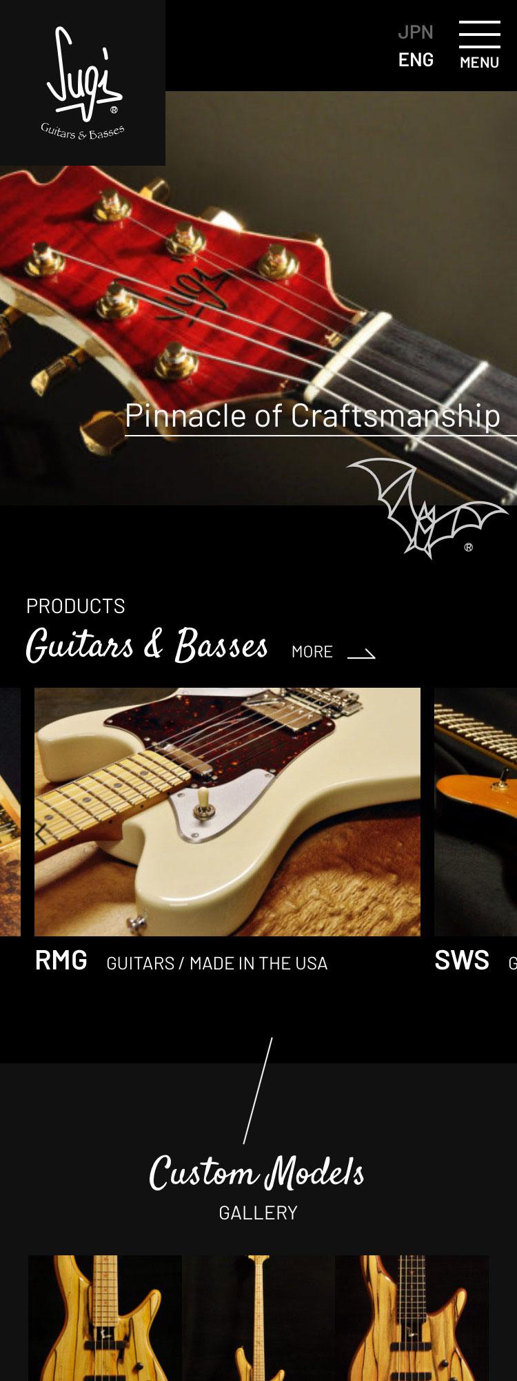 Sugi Guitars